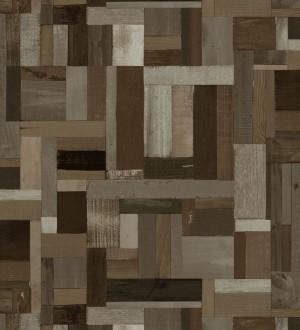 Papel pintado Lurson Matieres Wood 348-337221