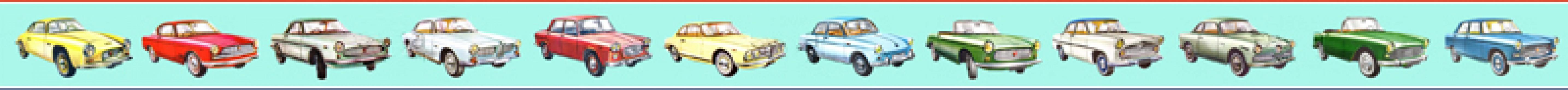 Cenefa Vintage Cars 105158711