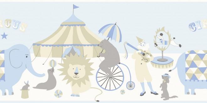 Cenefa Great Circus 105178701