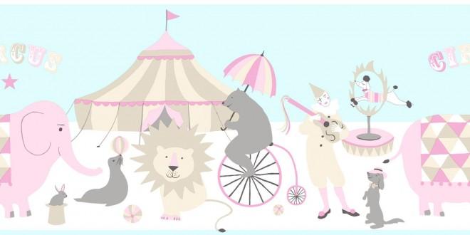 Cenefa Great Circus 105178702