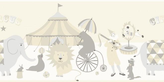 Cenefa Great Circus 105178703