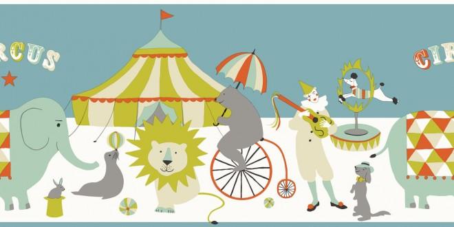 Cenefa Great Circus 105178704