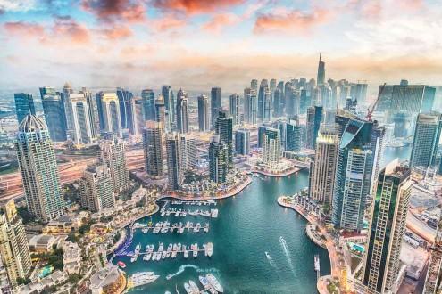 Fotomural Discover Dubai A08-M880-4 Fotomural Discover Dubai A08-M880-4