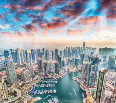 Fotomural Discover Dubai