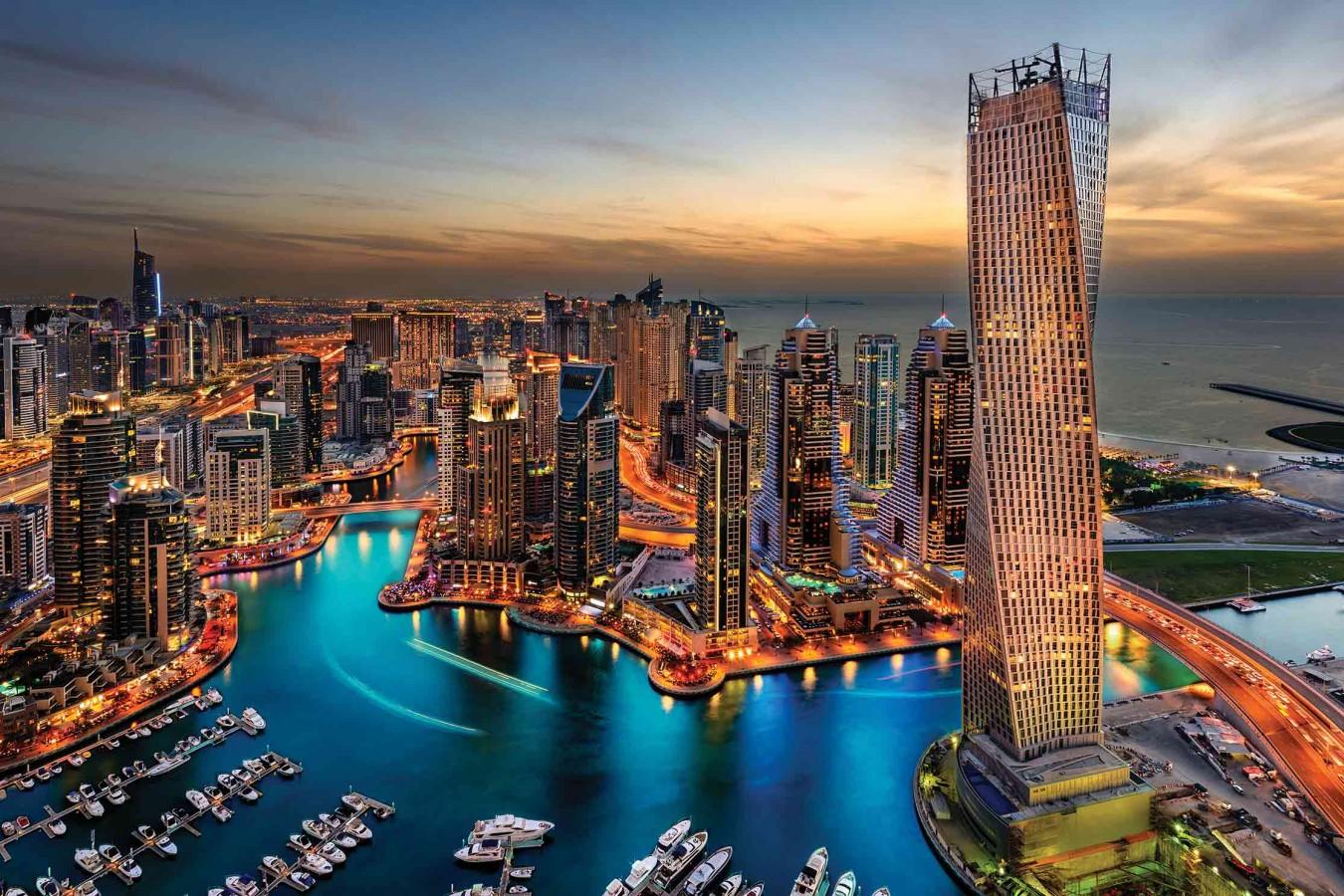 Fotomural Dubai Sky A08-M881 Fotomural Dubai Sky A08-M881