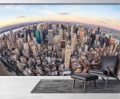 Fotomural Manhattan Sky