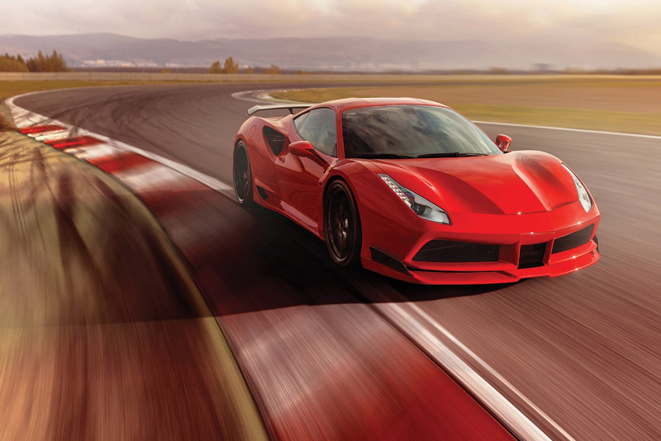Fotomural Ferrari Passion A08-M924 Fotomural Ferrari Passion A08-M924