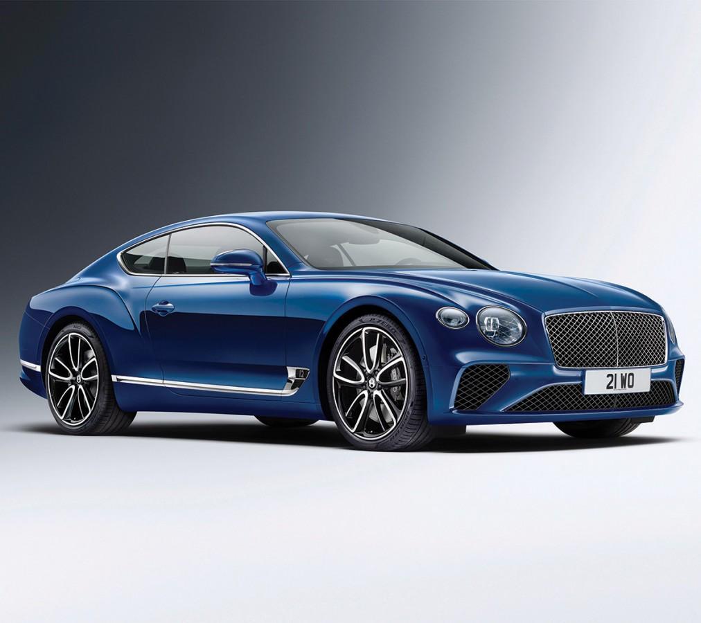 Fotomural Stunning Bentley A08-M929 Fotomural Stunning Bentley A08-M929