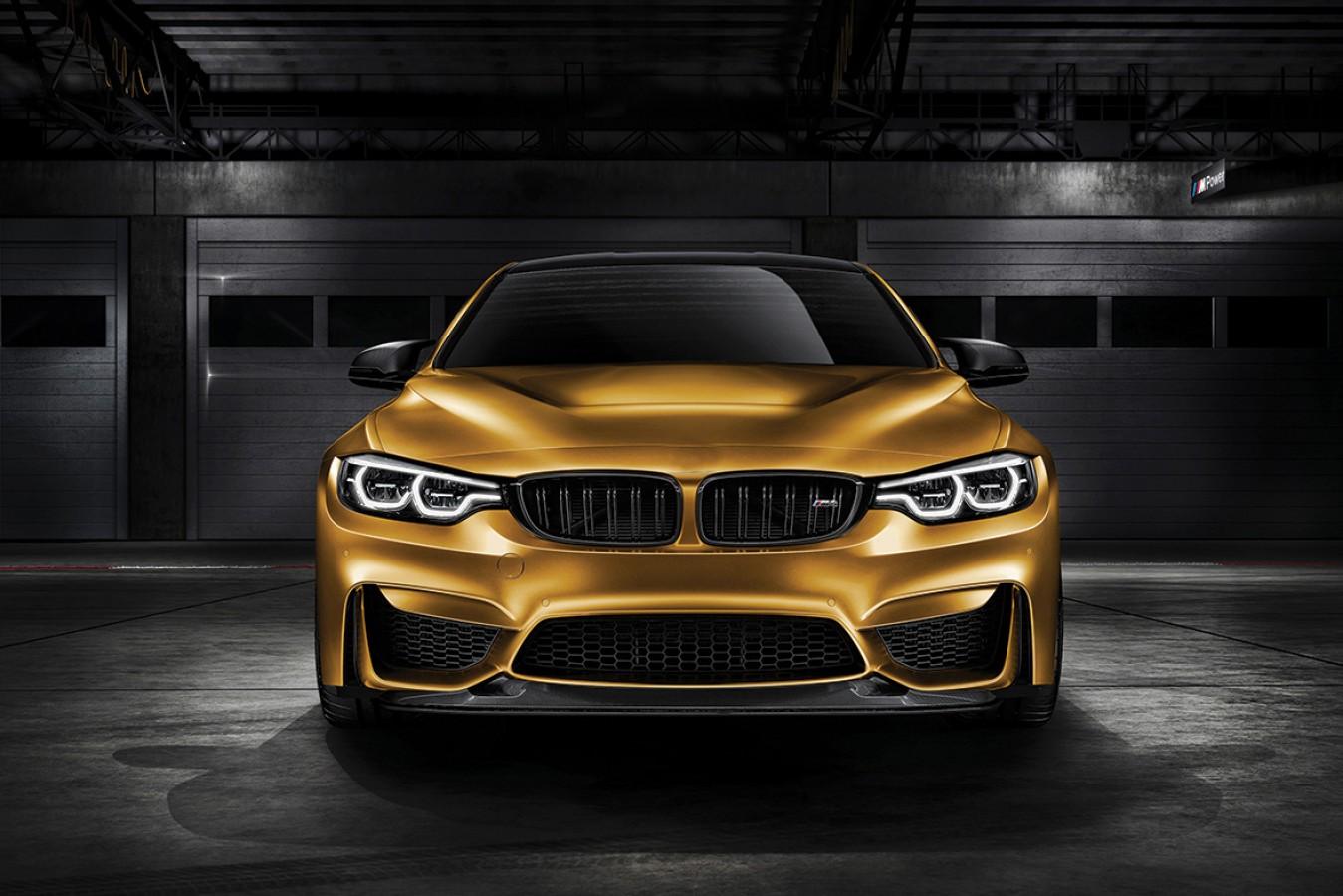 Fotomural BMW Gold A08-M931 Fotomural BMW Gold A08-M931