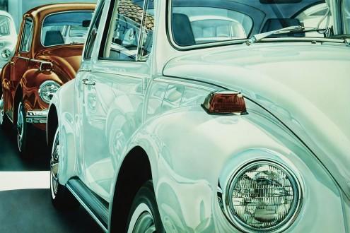 Fotomural Volkswagen Vintage
