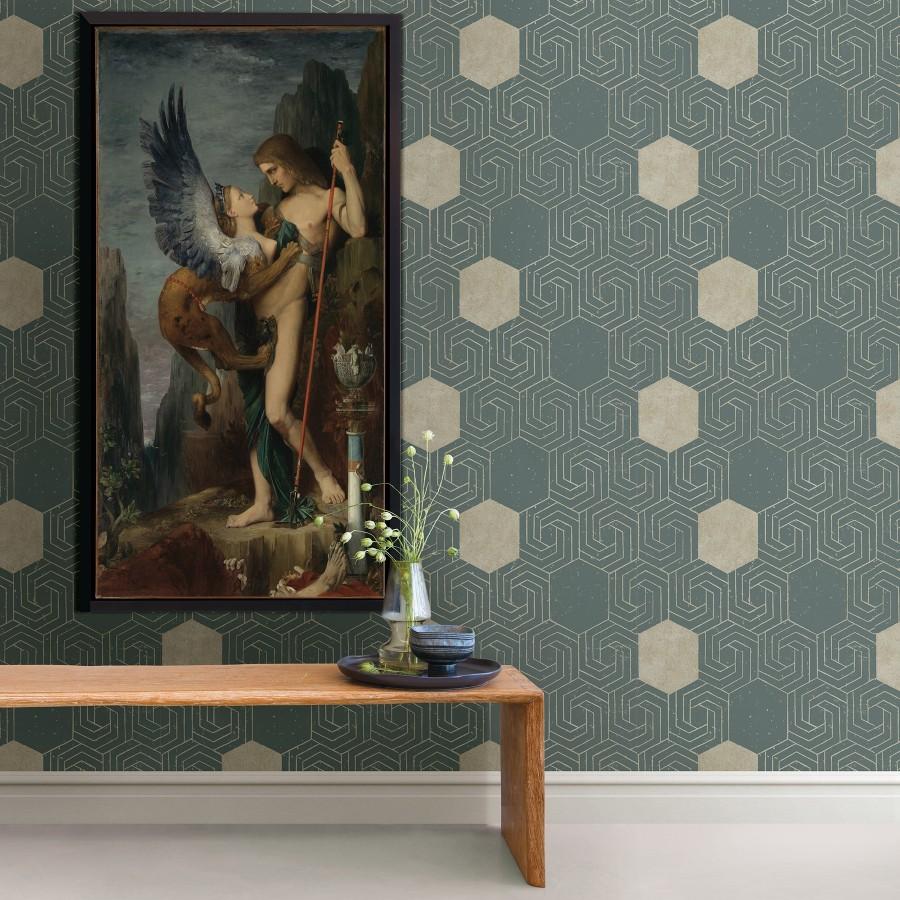 Papel pintado Lurson Theory 2902-25545  | 290225545